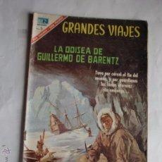 Tebeos: GRANDES VIAJES Nº 48 ORIGINAL NAVARO. Lote 49095197