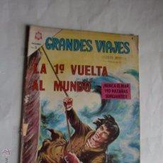 Tebeos: GRANDES VIAJES Nº 36 ORIGINAL NAVARO. Lote 49095227