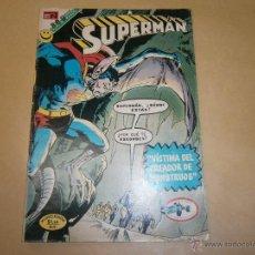Tebeos: SUPERMAN N° 869 - ORIGINAL EDITORIAL NOVARO. Lote 49108963
