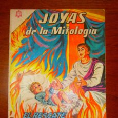 Tebeos: JOYAS DE LA MITOLOGÍA N° 19 - ORIGINAL EDITORIAL NOVARO. Lote 49176041