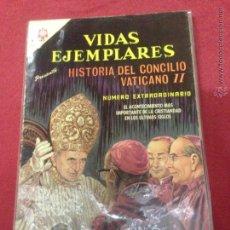 Tebeos: VIDAS EJEMPLARES EXTRAORDINARIO - HISTORIA DEL CONCILIO VATICANO II. Lote 49186706