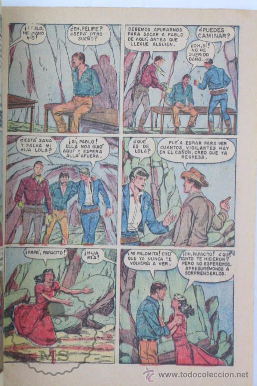 Tebeos: Cómic Roy Rogers. Una Desaparición Misteriosa. Nº 198 - Ed. Novaro - Medidas 25,5 x 17 Cm - Foto 4 - 49190019