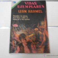 Tebeos: VIDAS EJEMPLARES Nº 333. LEON HARMEL. Lote 49261393