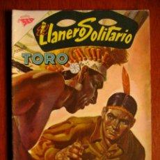 Tebeos: EL LLANERO SOLITARIO #104 - ORIGINAL EDITORIAL NOVARO. Lote 49267880