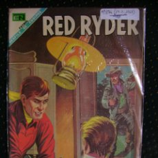 Tebeos: RED RYDER N° 174 - ORIGINAL EDITORIAL NOVARO. Lote 49316601
