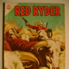 Tebeos: RED RYDER N° 127 - ORIGINAL EDITORIAL NOVARO. Lote 49316639