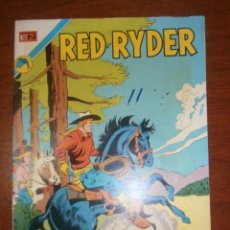 Tebeos: RED RYDER N° 295 - ORIGINAL EDITORIAL NOVARO. Lote 49316726