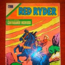 Tebeos: RED RYDER N° 256 - ORIGINAL EDITORIAL NOVARO. Lote 49316758