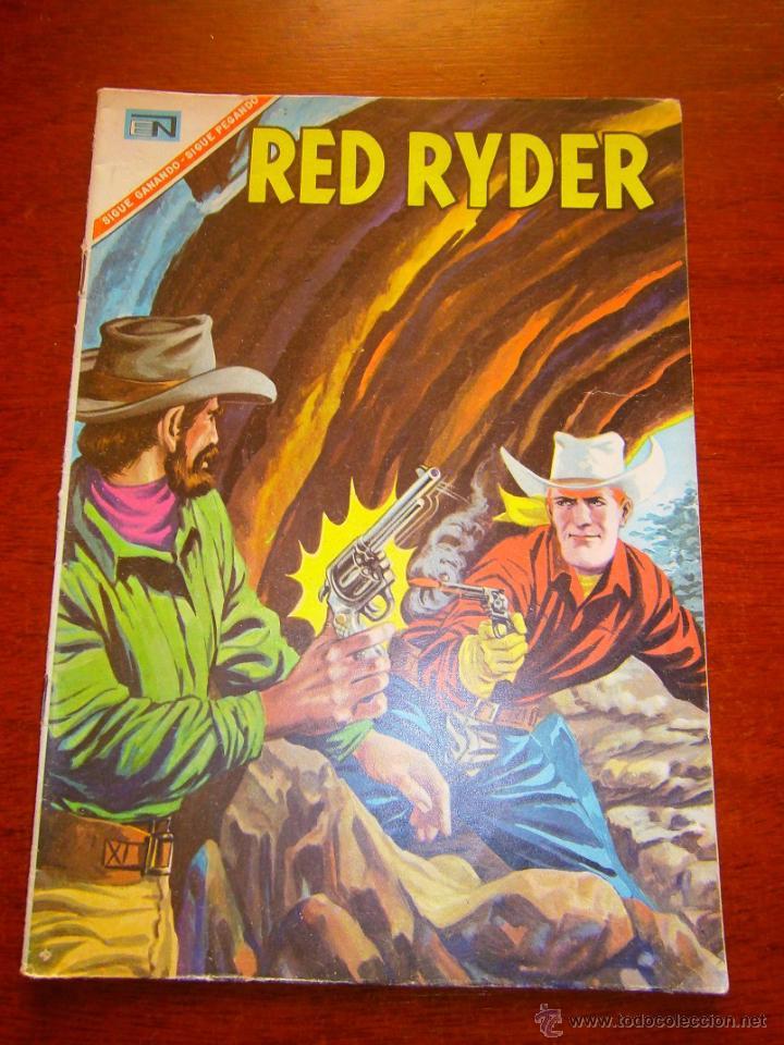 RED RYDER N° 153 - ORIGINAL EDITORIAL NOVARO (Tebeos y Comics - Novaro - Red Ryder)