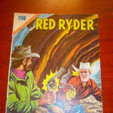 Tebeos: RED RYDER N° 153 - ORIGINAL EDITORIAL NOVARO. Lote 49316791