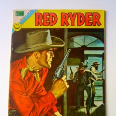 Tebeos: RED RYDER N° 281 - ORIGINAL EDITORIAL NOVARO. Lote 49316857