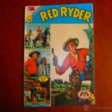 Tebeos: RED RYDER N° 286 - ORIGINAL EDITORIAL NOVARO. Lote 49317033