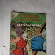 Tebeos: TESORO DE CUENTOS CLASICOS Nº 89 1965 NOVARO ORIGINAL. Lote 49497289