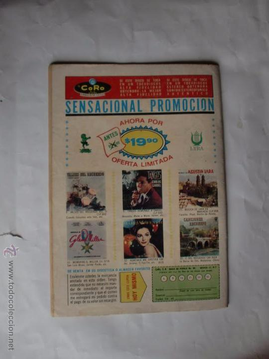 Tebeos: TESORO DE CUENTOS CLASICOS Nº 89 1965 NOVARO ORIGINAL - Foto 2 - 49497289