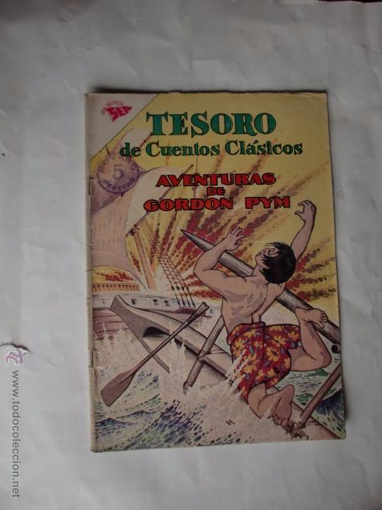 TESORO DE CUENTOS CLASICOS Nº 72 1963 NOVARO ORIGINAL (Tebeos y Comics - Novaro - Otros)