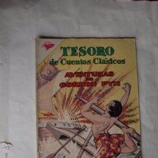 Tebeos: TESORO DE CUENTOS CLASICOS Nº 72 1963 NOVARO ORIGINAL. Lote 49497313
