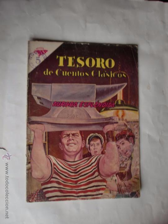 TESORO DE CUENTOS CLASICOS Nº 69 1963 NOVARO ORIGINAL (Tebeos y Comics - Novaro - Otros)