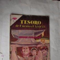 Tebeos: TESORO DE CUENTOS CLASICOS Nº 69 1963 NOVARO ORIGINAL. Lote 49497336