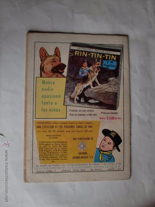 Tebeos: TESORO DE CUENTOS CLASICOS Nº 69 1963 NOVARO ORIGINAL - Foto 2 - 49497336