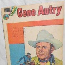 Tebeos: GENE AUTRY Nº 293, NOVARO, 1973. Lote 49698927