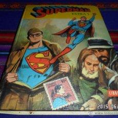 Tebeos: NOVARO SUPERMAN EXTRA NºS 1 Y 2 LIBRO COMIC LIBROCOMIC. 1978. TAPA DURA. RAROS.. Lote 49726917