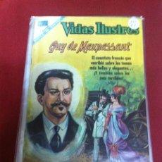 Livros de Banda Desenhada: NOVARO VIDAS ILUSTRES NUMERO 197 BUEN ESTADO REF.39. Lote 49792211