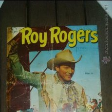 Tebeos: ROY ROGERS EMSA (NOVARO) NUMERO 6 AÑO 1953. MUY DIFICIL . Lote 49867351