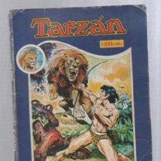 Tebeos: TARZAN. LIBROCOMIC. TOMO XVI. EDITORIAL NOVARO.. Lote 49873473