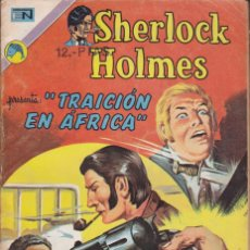 Tebeos: COMIC COLECCION SHERLOCK HOLMES Nº 8. Lote 50188448