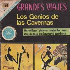 Tebeos: COMIC GRANDES VIAJES Nº 99. Lote 50188475