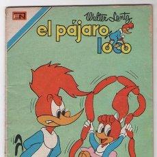 Tebeos: EL PAJARO LOCO # 2-531 NOVARO AGUILA 1978 WALTER LANTZ ANDY PANDA HOMERO BUEN ESTADO. Lote 50265657
