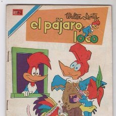 Tebeos: EL PAJARO LOCO # 2-560 NOVARO AGUILA 1979 WALTER LANTZ ANDY PANDA HOMERO MUY BUEN ESTADO. Lote 50265680