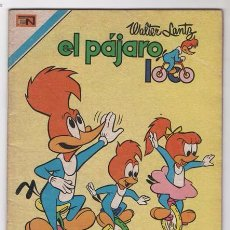 Tebeos: EL PAJARO LOCO # 2-540 NOVARO AGUILA 1978 WALTER LANTZ ANDY PANDA HOMERO BUEN ESTADO. Lote 50265681