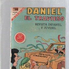 Tebeos: DANIEL EL TRAVIESO. REVISTA INFANTIL. AÑO VII. Nº 81. MARZO 1971. Lote 50314934