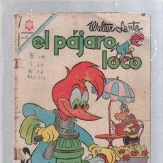 Tebeos: EL PAJARO LOCO. WALTER LANTZ. AÑO XVI. Nº 282. JUNIO 1966. Lote 50317692