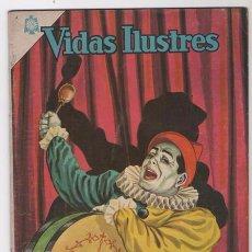 Tebeos: VIDAS ILUSTRES # 111 ENRICO CARUSO NOVARO 1965 BUEN ESTADO. Lote 50462424