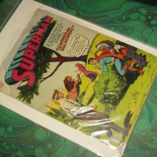 Tebeos: SUPERMAN (NOVARO) ... Nº 52. Lote 50462585