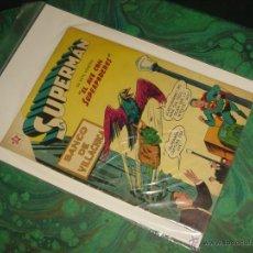 Tebeos: SUPERMAN (NOVARO) ... Nº 122. Lote 50462601