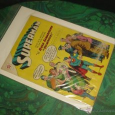 Tebeos: SUPERMAN (NOVARO) ... Nº 133. Lote 50462611