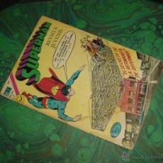 Tebeos: SUPERMAN (NOVARO) ... Nº 884. Lote 50519602