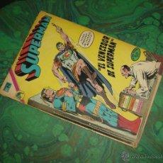 Tebeos: SUPERMAN (NOVARO) ... Nº 891. Lote 50519756