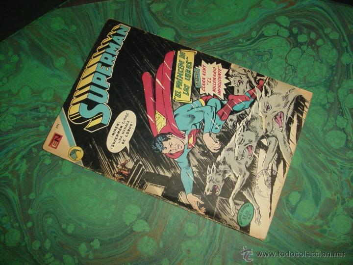 SUPERMAN (NOVARO) ... Nº 894 (Tebeos y Comics - Novaro - Superman)
