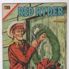 Tebeos: RED RYDER # 216 NOVARO 1969 EL RODEO DE TUCSON MUY BUEN ESTADO. Lote 50641858
