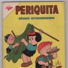 Tebeos: PERIQUITA EXTRAORDINARIO 80 PAG NOVARO 1962 AÑO II NANCY & SLUGGO BUSHMILLER TITO EXCELENTE. Lote 50654010