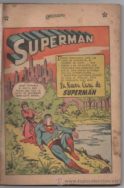 Tebeos: SUPERMAN # EXTRAORDINARIO 96 PAG NOVARO 1959 TOMAS MAÑANA AQUAMAN FLECHA VERDE CONGO BILL BUEN ESTAD - Foto 7 - 50665896