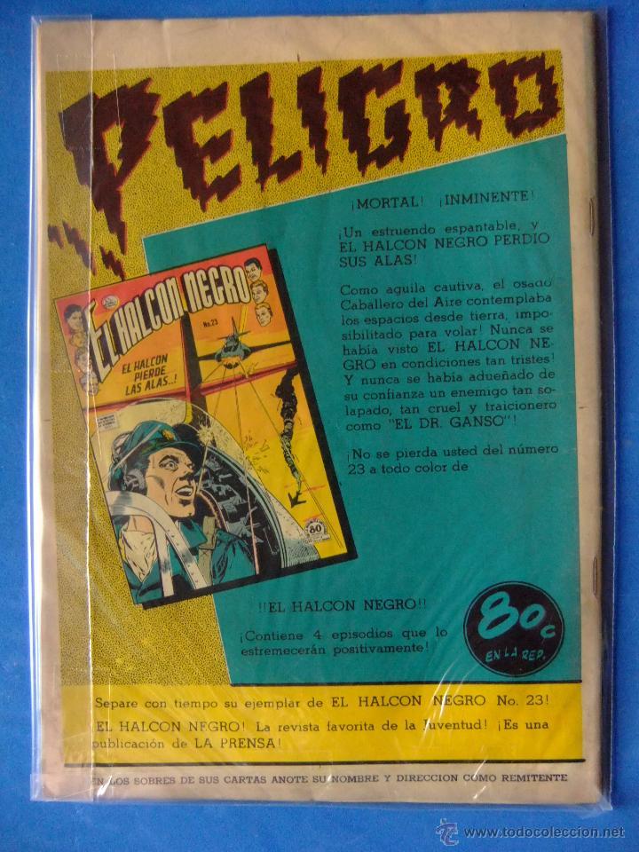 Tebeos: EL RATON PEREZ Nº 14 LA PRENSA ( MEXICO ) SIMILAR A NOVARO JUNIO DE 1953 - Foto 2 - 50672442
