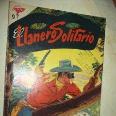 Tebeos: EL LLANERO SOLITARIO N.97 DE 1959 NOVARO TE LONE RANGER. Lote 50807834