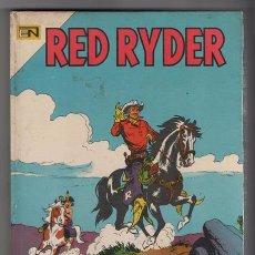 Tebeos: RED RYDER LIBRO COMIC # 4 NOVARO 1967 TAPAS DURAS 8 TEBEOS 256 PAG FRED HARMAN FORMATO GRANDE MUY BU. Lote 50938617