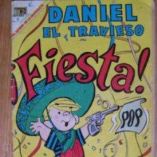 Tebeos: DANIEL EL TRAVIESO - NOVARO Nº60. Lote 50958659