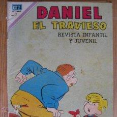 Tebeos: DANIEL EL TRAVIESO - NOVARO Nº88. Lote 50958669